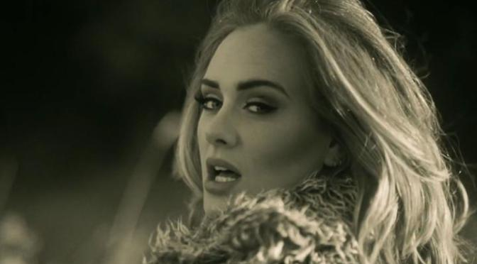 "Inspiration V. Imitation: Is Adele's ""Hello"" A Record-Breaking Rip-Off?"