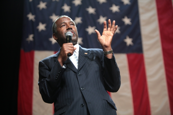 Why is Ben Carson Trailing Donald Trump in the polls again?