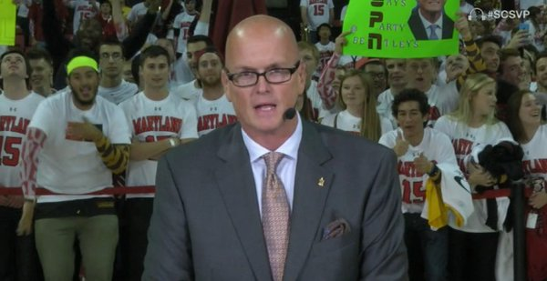 "Scott Van Pelt: SportsCenter at UMD is ""highlight of my professional life"""