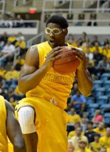 Devin Williams. Courtesy of Mountaineer Sports Report.