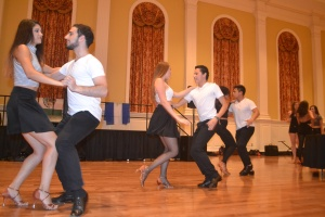Latin Dance Club (India Hamilton/Pulsefeedz)