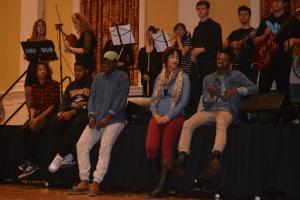 Hip Hop Orchestra. (India Hamilton/Pulsefeedz)