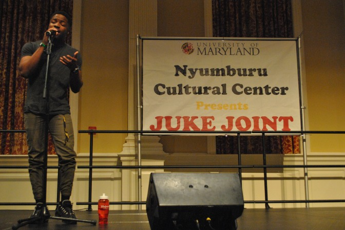 UMD's 2015 Homecoming Juke Joint, A Night to Remember (PICTURES AND VIDEO)