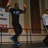 The Epsilon Psi Chapter of Phi Beta Sigma Fraternity, Incorporated stepping. Mya Green/Pulsefeedz Nov. 3