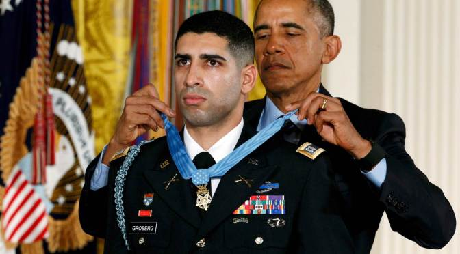 UMD Alumnus Receives Medal of Honor