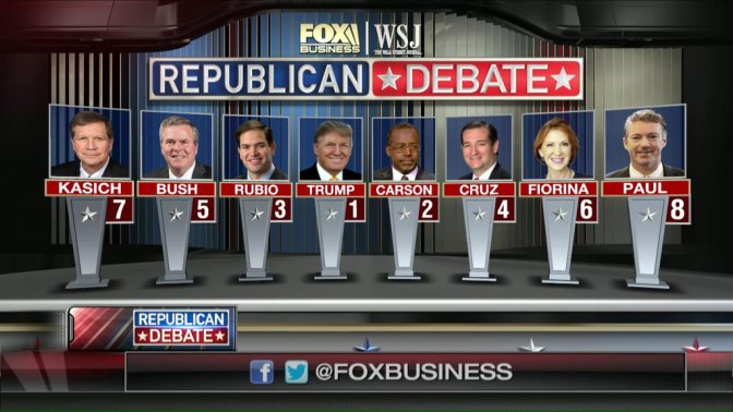 5 Takeaways from Tuesday's Republican Debate