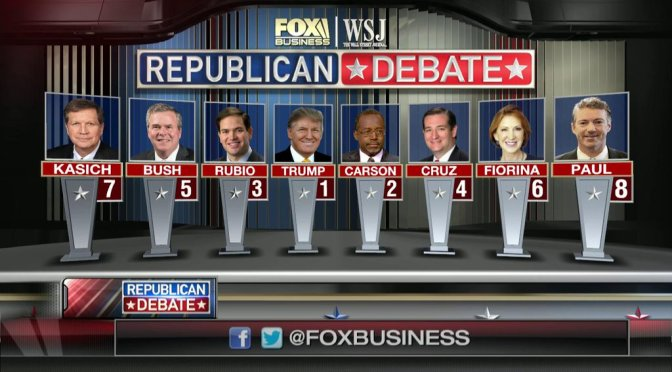 5 Takeaways from Tuesday's Republican Debate