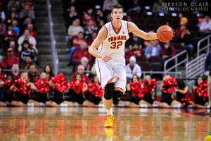 Nikola Jovanovic. Courtesy of usctrojans.com.