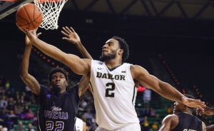 Rico Gathers. Courtesy of CBS Sports.
