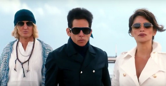 Paramount Pictures Releases Star-Studded 'Zoolander 2' Trailer