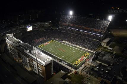 Byrd Stadium at UMD Courtesy: baltimoresportsandlife.com