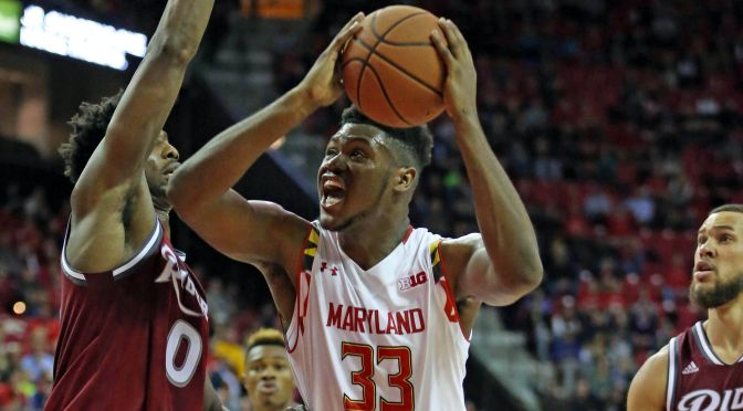 Diamond Stone Is Still Adjusting To The College Game, And That's OK