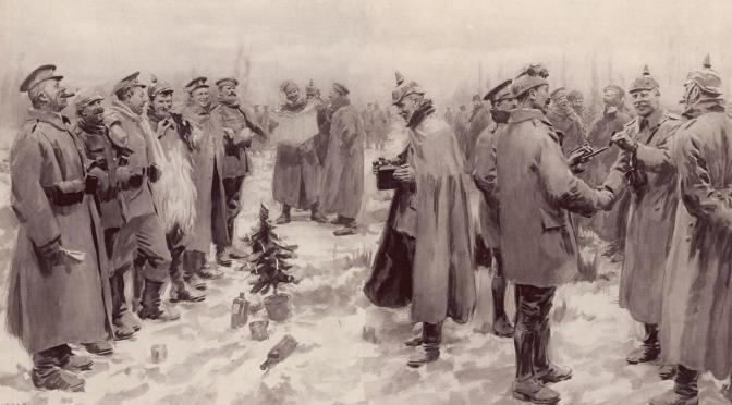 All Quiet on the Western Front: A Christmas Miracle