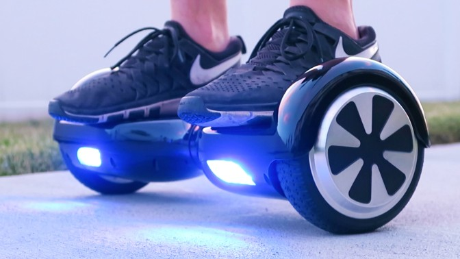 University of Maryland Bans Hoverboards On Campus